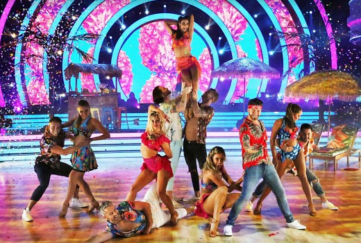 Dancing With The Stars: Apr 8