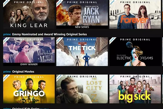 Amazon Prime Video app coming to Chromecast, Android TV  – TV Tonight