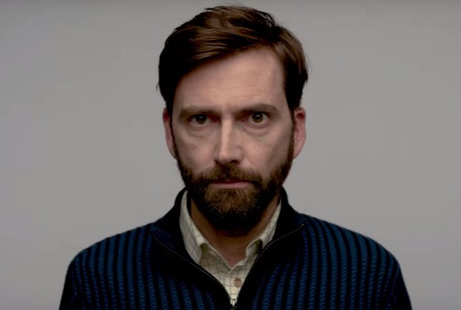 David Tennant joins Netflix crime series