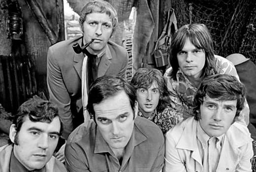 Monty Python turns 50