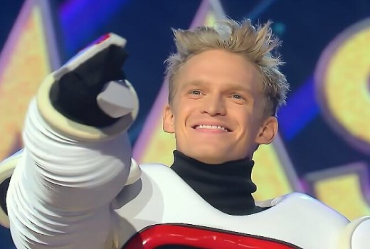 Cody Simpson wins The Masked Singer