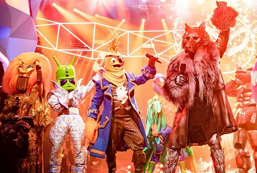 10 wins Monday with Masked Singer, HYBPA?