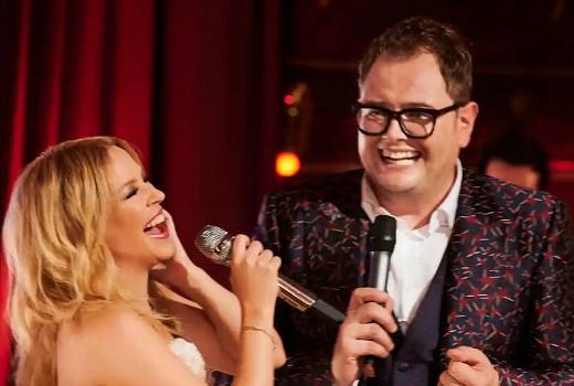 Airdate: Kylie Minogue's Secret Night