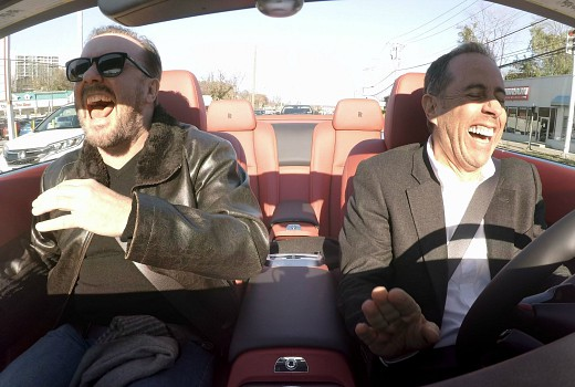 Returning: Comedians in Cars Getting Coffee