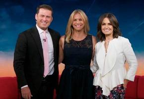 Karl, Libby, Lisa