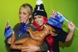Sophie and Holly Geordie Shore Season 6 Australia