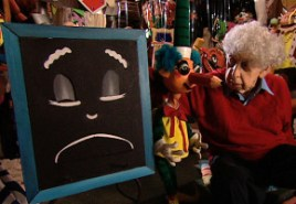 This Week On Collectors Iconic Childrens Character Mr Squiggle Makes An Appearance With His Maker Norman Hetherington
