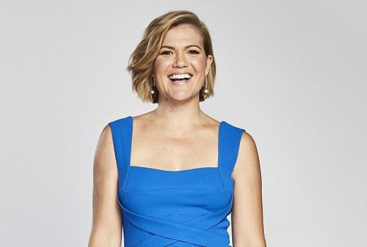 Sarah Harris to host Easter with the Weekly