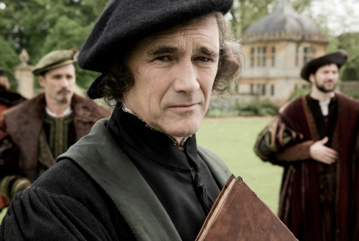 Picture shows: Thomas Cromwell (MARK RYLANCE)