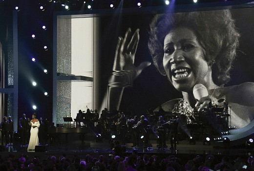 Airdate: Aretha! A Grammy Celebration For The Queen Of Soul