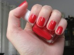 The perfect red polish for summer