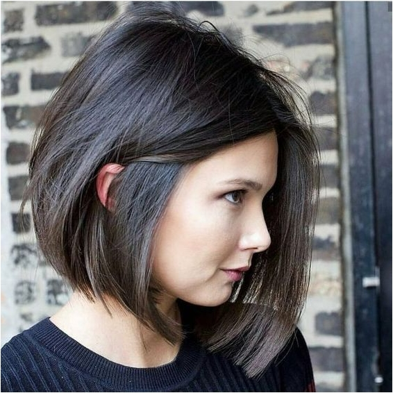 2 short bob hairstyle for thich hair source pophaircuts