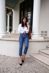 Everlane '90s cheeky straight jean review