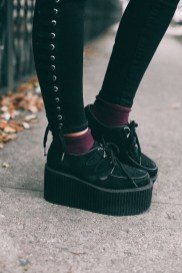 Platform shoes fashion trends for autumn ( fall) winter (2)