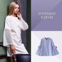 Statement sleeves instagram