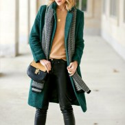 Winter jewel tones penny pincher fashion