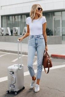 Cropped jeans new look