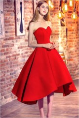 Sweetheart red dress for chrishmas source dresses vipcouk