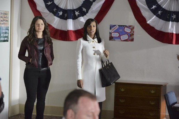 "SCANDAL: ""Baby Made a Mess"" Photos"