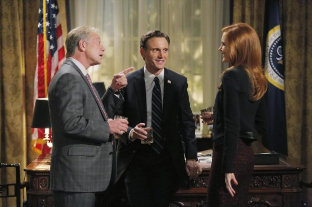 JEFF PERRY, TONY GOLDWYN, DARBY STANCHFIELD