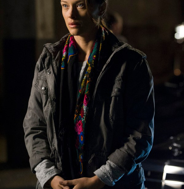 "THE BLACKLIST -- ""The Scimitar"" Episode 207 -- Pictured: Scottie Thompson as Zoe Dantonio -- (Photo by: Virginia Sherwood/NBC)"