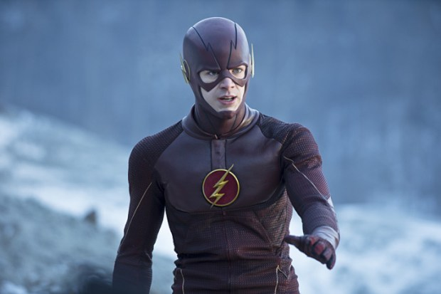"""THE FLASH -- """"The Nuclear Man"""" -- Photo Gallery"""