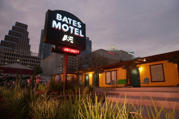 "A&E's ""Bates Motel"" Open Its Doors at SXSW"