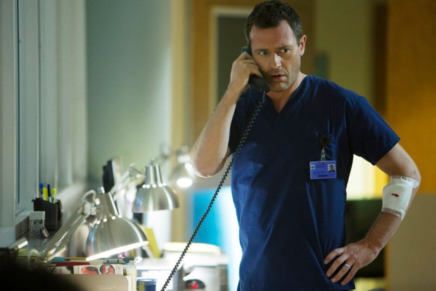 Jason O'Mara as Dr. John Ellison -- (Photo by: Daniel McFadden/USA Network)