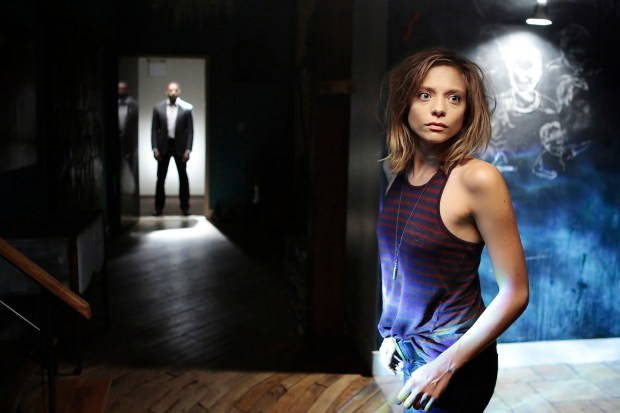 "FALLING WATER -- ""Pilot"" -- Pictured: -- (Photo by: Giovanni Rufino/USA Network)"