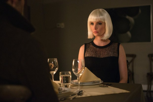 "GRIMM -- ""Eve of Destruction"" Episode 507 -- Pictured: Bitsie Tulloch as Eve -- (Photo by: Scott Green/NBC)"