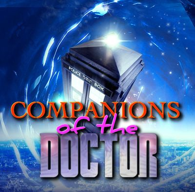 Doctor Who companions site