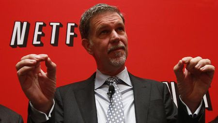 Netflix CEO Reed Hastings For Those Who Wonder What the Power Players Look Like