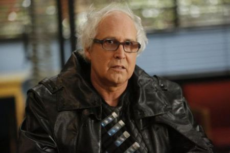 Chevy Chase AKA the evil one