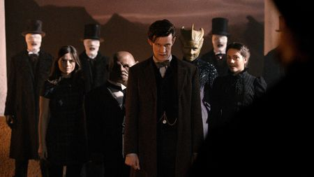 The Doctor and Friends