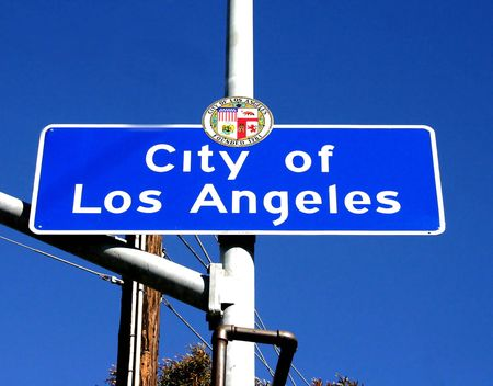 City-of-Los-Angeles-Downtown-Sign