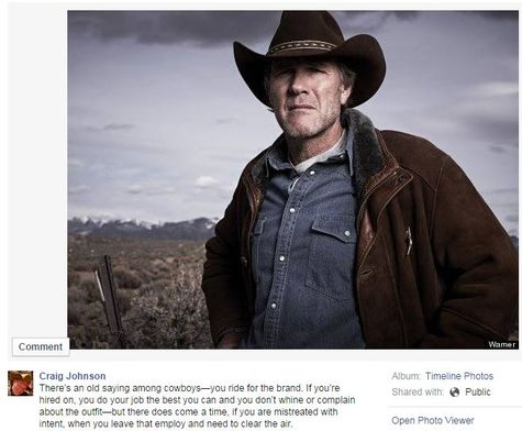 Longmire Capture