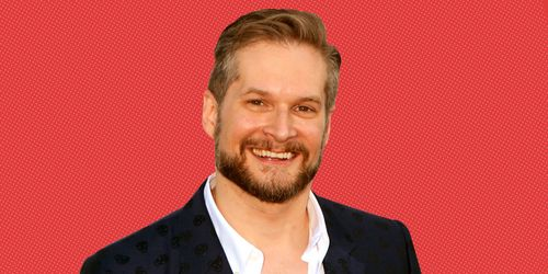 So this is what Bryan Fuller looks like...