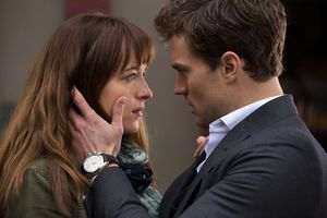 Dirty doings in FIFTY SHADES OF GREY