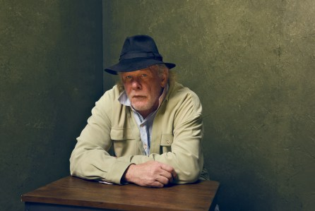 "PARK CITY, UT - JANUARY 24:  Actor Nick Nolte from ""A Walk in the Woods"" poses for a portrait at the Village at the Lift Presented by McDonald's McCafe during the 2015 Sundance Film Festival on January 24, 2015 in Park City, Utah.  (Photo by Larry Busacca/Getty Images)"