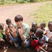 [Pic] Yunho at 2013 희망로드 대장정 (2013 Road for Hope