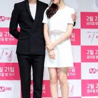 Changmin dan Moon Ga Young Lakukan Adegan Ciuman Tanpa Kesalahan