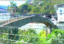 Novas pontes para pedestres estão sendo construídas em Conselheiro Paulino