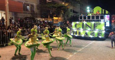Vilage no Samba é bicampeã do Carnaval friburgunse