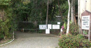 Parque Municipal Juarez Frotté recebe mutirão de limpeza neste final de semana