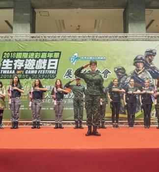 劉香慈、小嫻帥過各國女兵!以色列女兵求拍照合影