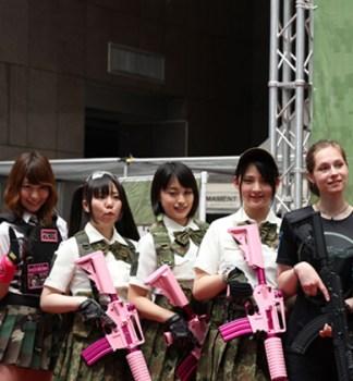 2018迷彩嘉年華將登場 國際女兵來台助陣