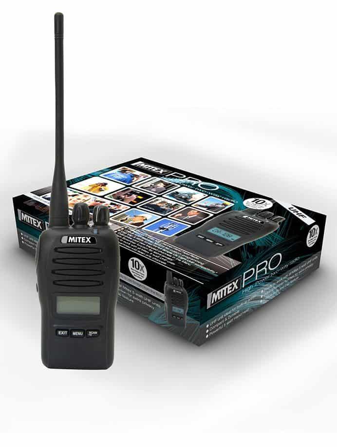 Mitex Pro Radio