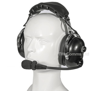 Kenwood Heavy-Duty Headsets