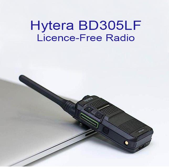 Hytera BD305LF Radio