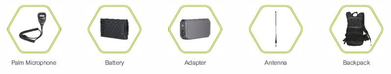 Hytera E-Pack Accessories